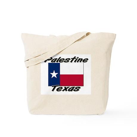 Palestine Texas Tote Bag