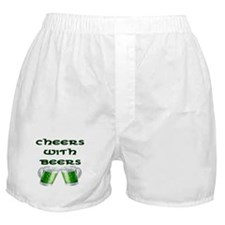 Cheers With Beers Boxer Shorts
