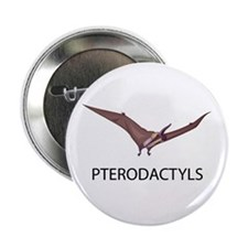 Pterodactyls Button