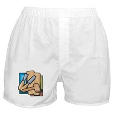 Carving Boxer Shorts