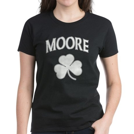 Moore Irish Women's Dark T-Shirt