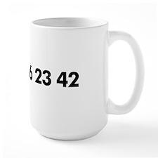2-numbers1 Mugs