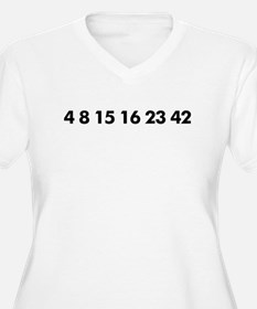 2-numbers1 Plus Size T-Shirt