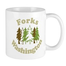 Forks Washington Mug