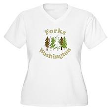 Forks Washington T-Shirt