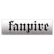 Fanpire Bumper Bumper Sticker