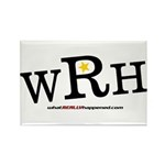 WRH Logo Rectangle Magnet (10 pack)
