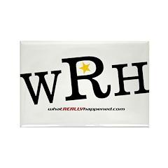 WRH Logo Rectangle Magnet