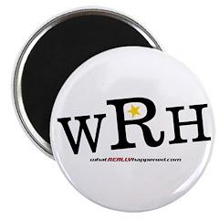 """WRH Logo 2.25"""" Magnet (100 pack)"""