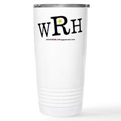 WRH Logo Stainless Steel Travel Mug