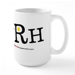 WRH Logo Mug