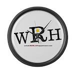 WRH Logo Large Wall Clock