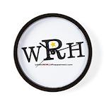 WRH Logo Wall Clock