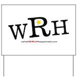 WRH Logo Yard Sign