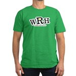 WRH Logo Men's Fitted T-Shirt (dark)