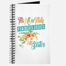 Fabulous Little Sister Journal