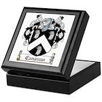Canavan Coat of Arms Keepsake Box