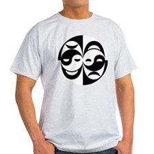 Cute Theater mask T-Shirt