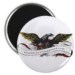 WRH Eagle Magnet