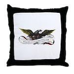 WRH Eagle Throw Pillow