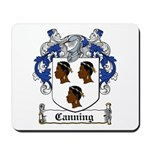 Canning Coat of Arms Mousepad