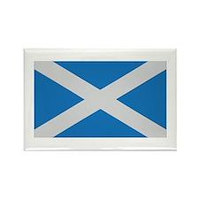 scotland flag scottland Rectangle Magnet (10 pack)