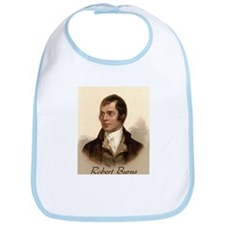 Robert Burns Portrait Bib