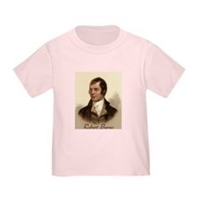Robert Burns Portrait T