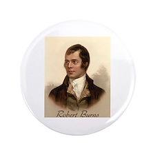 """Robert Burns Portrait 3.5"""" Button"""