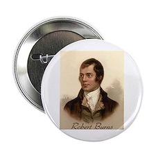 """Robert Burns Portrait 2.25"""" Button (10 pack)"""
