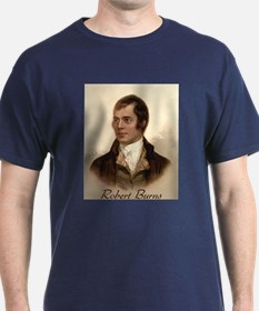 Robert Burns Portrait T-Shirt