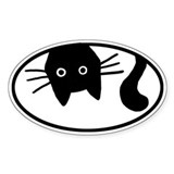 Cat Bumper Stickers
