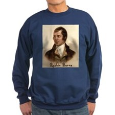 Rabbie Burns Portrait Sweatshirt
