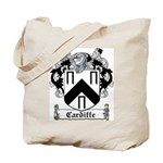 Cardiffe Coat of Arms Tote Bag