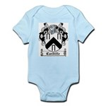 Cardiffe Coat of Arms Infant Creeper
