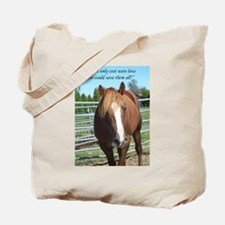 Indiana Horse Rescue Tote Bag
