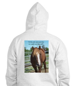 Indiana Horse Rescue Hoodie
