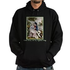Robert Burns & Highland Mary Hoodie