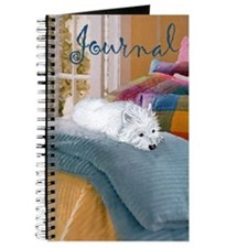 Westie Napping Journal