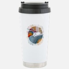 Westie Napping Stainless Steel Travel Mug