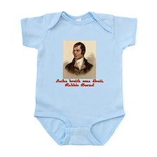 Happy Birthday in Scottish Gaelic Infant Bodysuit