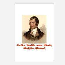 Happy Birthday in Scottish Gaelic Postcards (Packa