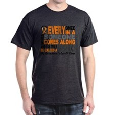 HERO Comes Along 1 Grandson LEUKEMIA T-Shirt