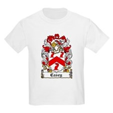Casey Coat of Arms Kids T-Shirt