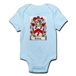 Casey Coat of Arms Infant Creeper