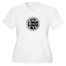 Biker Michigan T-Shirt