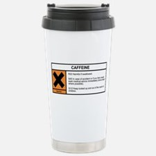 Stainless Steel Caffeine Travel Mug