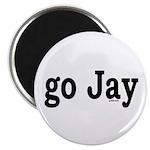 """go Jay 2.25"""" Magnet (100 pack)"""