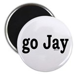 """go Jay 2.25"""" Magnet (10 pack)"""