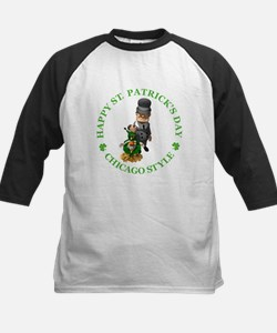 HAPPY ST PATRICK'S DAY - CHICAGO STYLE Tee